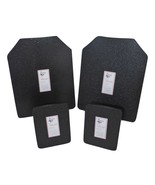Tactical Scorpion Level IIIA Body Armor Pair Hard 11x14, 6x8 Plates | St... - $128.69