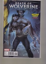 Death Of Wolverine #002 Variant Edition Midtown Comics Nyc Exclusive - $9.79