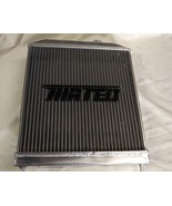 MATEO RACING POLISHED ALUMINUM DUAL CORE RADIATOR FOR HONDA CIVIC TRIMS - $44.10