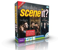 Scene It? Twilight Saga Deluxe - $24.47