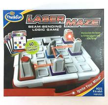 Thinkfun Laser Maze Class 1 Logic Game & STEM Toy For Boys Girls Age 8 Up – Kids - $22.76