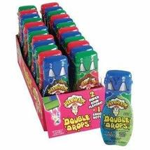 Warheads Super Sour Double Drops 1.01 oz: 24 Count - $41.93