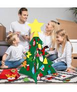 SALE! CREATEME™ Felt Kids Christmas Tree Activity Craft - $32.99