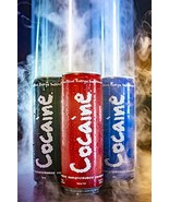 Cocaine Energy Drink, 6 - 12 ounce cans 3 Flavor Variety Pack - $39.99