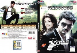 Thuppaki Original Tamil DVD WITH ENGLISH SUBTITLES AND DOLBY DIGITAL 5.1... - $29.69