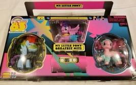 My Little Pony Greatest Hits SDCC 2018 Exclusive Rainbow Twighlight Pink... - $58.79
