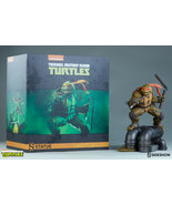 MICHELANGELO EXCLUSIVE STATUE SIDESHOW TEENAGE MUTANT NINJA TURTLES TMNT... - $349.00