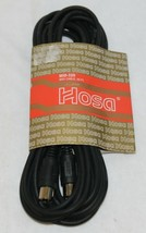 Hosa Technology MID320 MIDI Cable 5Pin DIN To Same 20 Feet Long - $13.99