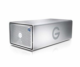 G-RAID with Thunderbolt 3 and USB-C 20TB (0G05763) Hi-Performance NEW - $1,543.83