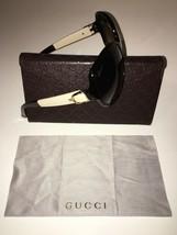 Gucci GG 3638/S 0XMCC Sunglasses Havana Brown Ivory Frame Brown Gradient 58mm - $233.75