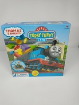 Thomas and Friends Tipsy Topsy Turvy Game complete - $18.69