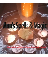 I will cast spell for your custom situation, custom spell, magic, ritual - $4.99