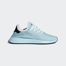Adidas Originals Women's Deerupt Runner Parley Shoes Size 5 to 10 us CQ2908 - $144.42