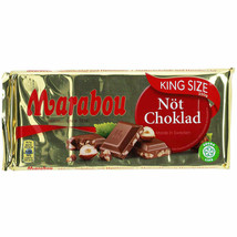 Marabou Of Sweden Chocolate Bar: Not Choklad King Size 250g Free Us Shipping - $10.00