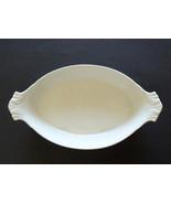 Apilco White Porcelain Au Gratin Baking Serving Dish Made in France Larg... - $45.00