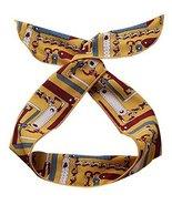 Womens Girls Boho Self Tie Wire Headband Bowknot Twist Hair Band Accesso... - $20.50