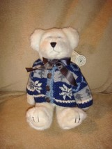 Boyds Bears Thor M Berriman Plush With Blue Eyed Bear - $18.99