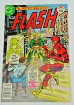 The Flash 248 DC Comics 1977 - 1st App of Master Villain - Bronze Age - $14.95