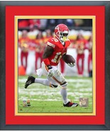 Tyreek Hill 2018 AFC Divisional Playoff Game -11x14 Matted/Framed Photo - $43.55