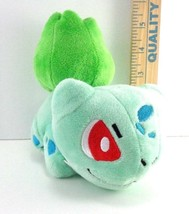 Pokemon BULBASAUR Stuffed Soft Plush Doll Nintendo Pocket Monster Genera... - $10.88