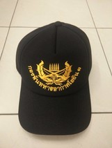 Royal Thai Air Force Security Force Command Ball Cap Hat Headgear Soldier - $9.50