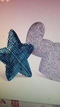 Softies Double Heart Rock Star Stick-on Barrett - $7.99