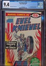 Evel Knievel #nn 1974 Marvel Comics & Ideal Toy CGC Graded 9.4 NM Romita Sinnott - $159.95