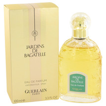 Jardins De Bagatelle by Guerlain Eau De Parfum Spray 3.4 oz - $68.00