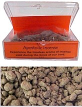 Apostles Incense 1oz. ~ A tablet of Charcoal enclosed with every box. - $8.99