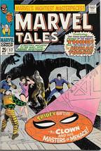 Marvel Tales Comic Book #17 Marvel Comics 1968 VERY FINE- - $14.98