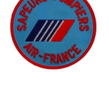 Ir france compagine aerienne french firemen air france airline 2.75 x 2.75 in 9.99 thumb155 crop