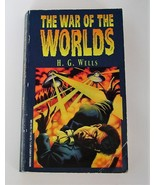 H.G. Wells WAR OF THE WORLDS 1993 Watermill Press Classic Science Fictio... - $7.00