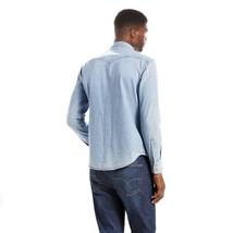 Levi's Men's Long Sleeve Button Up Barstow Western Denim Dress Shirt 3LYLW9962 image 2
