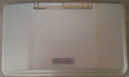 white Handheld Console (Nintendo DS) - $29.43