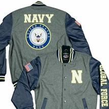 U.S. NAVY Varsity Jacket - $158.35+