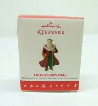 "Hallmark Keepsake Ornament ""Father Christmas"" QXM8534 - $6.92"