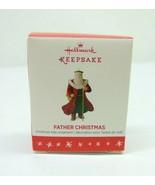 "Hallmark Keepsake Ornament ""Father Christmas"" QXM8534 - $6.92"