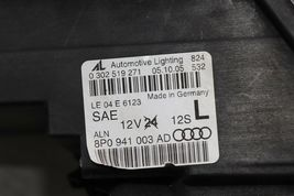 06-08 Audi A3 Xenon HID Headlight Head Light Lamp Driver Left LH POLISHED image 10