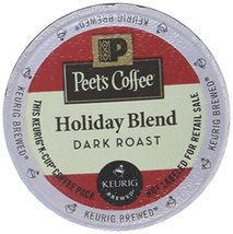Peet's Coffee Holiday Blend K Cup Pack, 16Count - $21.00