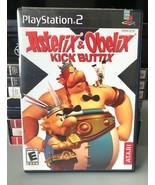 Asterix & Obelix: Kick Buttix (Sony PlayStation 2, 2004) - $22.49