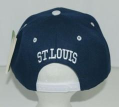 Green Cabbage Premium Headwear St Louis Cardinals Snapback Cap Colors Blue White image 2