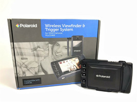 Polaroid wireless live-view viewer and remote trigger system for nikon cameras - $134.27