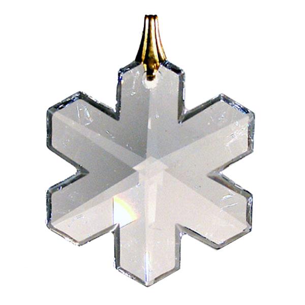 Crystal snowflake p142cl