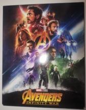 Avengers Infinity War [4K UHD + Blu-Ray] Target Exclusive