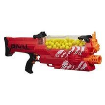 Nerf Rival Nemesis MXVII-10K Fully Motorized Gun Kids Toys Gift Red NEW - $111.68