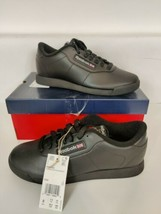 Reebok Classic Princess Women's Shoe Size 8 Black Training Entertainment NWB - $37.00