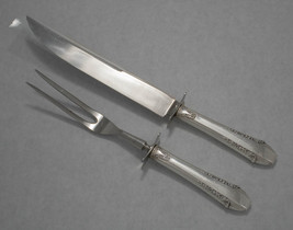 Enchantress by International Sterling Silver 2pc Roast Carving Set - NoMon - $185.00