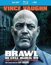 Brawl In Cell Block 99 [Blu-ray + DVD] (2017)
