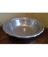 Wilton-Columbia Large Armetale Pewter Basin, Bowl,  Country Ware 1977 - $151.99