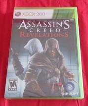 Assassin's Creed: Revelations (Microsoft Xbox 360, 2011) Brand New - $11.87